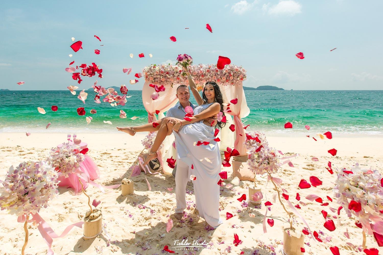 свадебные фотографии в таиланде того как